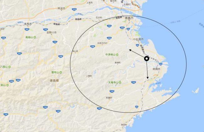 トヨタエンジニアリング有限会社 エリア地図