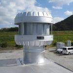 風力と太陽熱の自然エネルギー活用