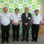 行政支援のもと、それぞれに協賛連携して竹活用が進展しています。