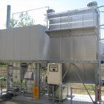 TECバイオマス小型炉 竹燃焼炉は準備運転を完了! 更に進化しました。
