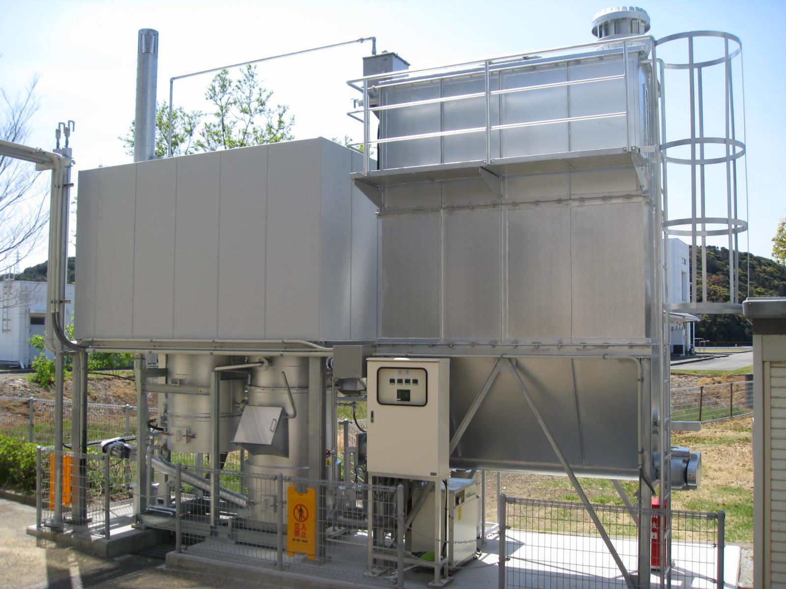 トヨタエンジニアリング有限会社 バイオマス小型炉