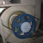 空調機洗浄とフィルター掃除、交換  省エネと室内環境に効果です。